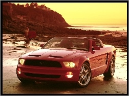 Ford Mustang GT Covertible