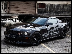 Ford Mustang, Tuning