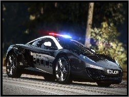 Need for Speed Hot Pursuit, Policja